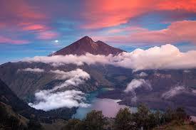 Wisata Alam Indonesia Gunung Rinjai